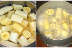 Lijek za jedan od najčešćih PROBLEMA današnjice je kuhana BANANA