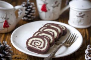 Kombinacija čokolade i kokosa- Rolat koji se topi u ustima!