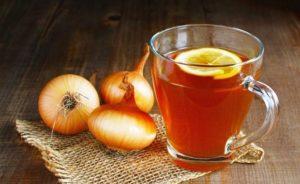 Narodni lijek.Čaj od crnog luka liječi bronhije,zaustavlja kašalj,sprečava