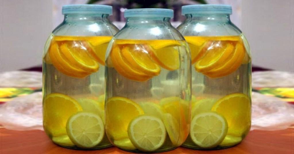 ZAISTA DJELUJE-SASI VODA -Smršajte i usput očistite tijelo
