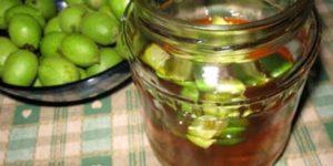 Za zdravu štitnjaču donosimo Vam recept-Mladi zeleni orasi i med