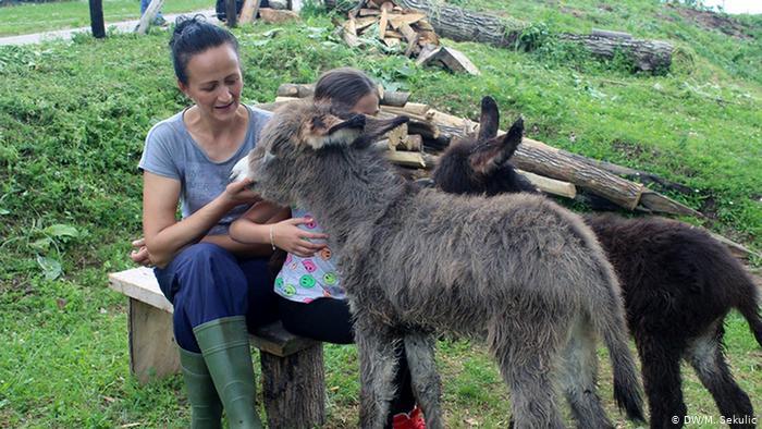 Izliječili sina magarećim mlijekom.Magareće mlijeko je lijek.