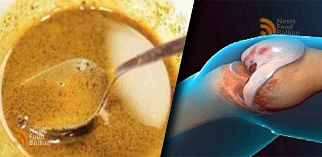 Preporučujemo Recept za potpuno regenerisanje zglobova i kostiju.